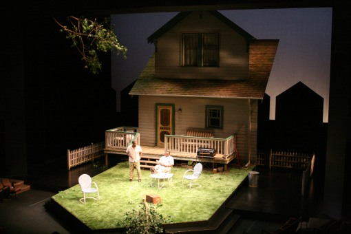 Intiman Theatre: All My Sons. Matt Smucker designer