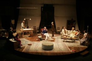 Intiman Theatre: Heartbreak House, interior. Jennifer Zeyl designer
