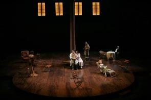 Intiman Theatre: Heartbreak House, exterior. Jennifer Zeyl designer