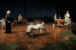 Intiman Theatre: Uncle Vanya. John McDermott designer