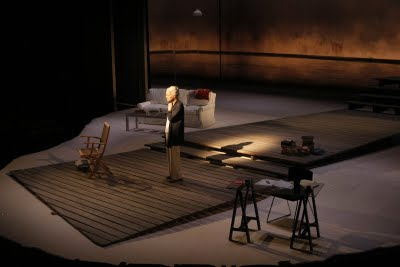 Intiman Theatre: Year of Magical Thinking. Mikiko Suzuki MacAdams designer