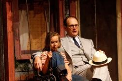 Intiman Theatre: To Kill a Mockingbird, detail. Alec Hammond designer