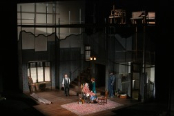 Intiman Theatre: Paradise Lost, full set, final look. Tom Buderwitz designer