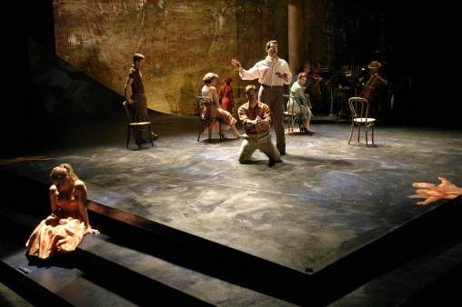 Initman Theatre: The Light in the Piazza. Loy Arcenas and John McDermott designers