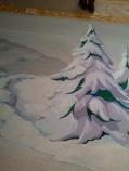 Ripper backdrop tree start